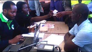 Voter registration numbers unimpressive – IEBC