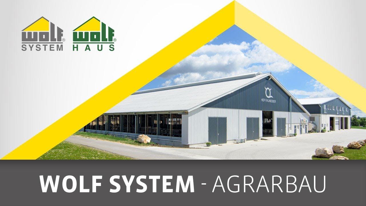 WOLF System Imagefilm - Agrarbau - YouTube