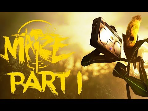 Maize Walkthrough Part 1 (PS4, XBOX One, PC) Full Game [1 of 2]