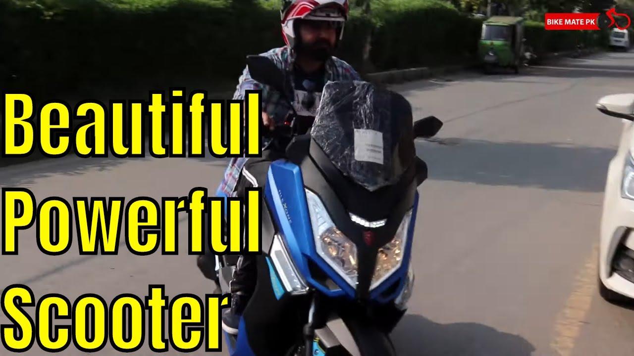 Download Taro 150cc AleX One Automatic Scooter | Bike Mate PK