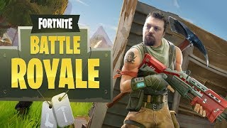 Fortnite Battle Royale / Let's Get Some Wins!