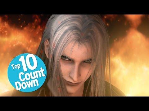 Top 10 Final Fantasy Villains