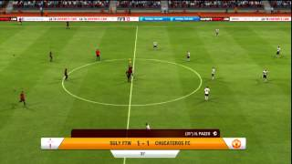 FIFA 13 | CLUB Ep.1 | Heads Up vs Coolspirit ( Suly FTW - Chucateros FC ) By DjMaRiiO