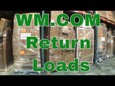 WM.COM Return Loads
