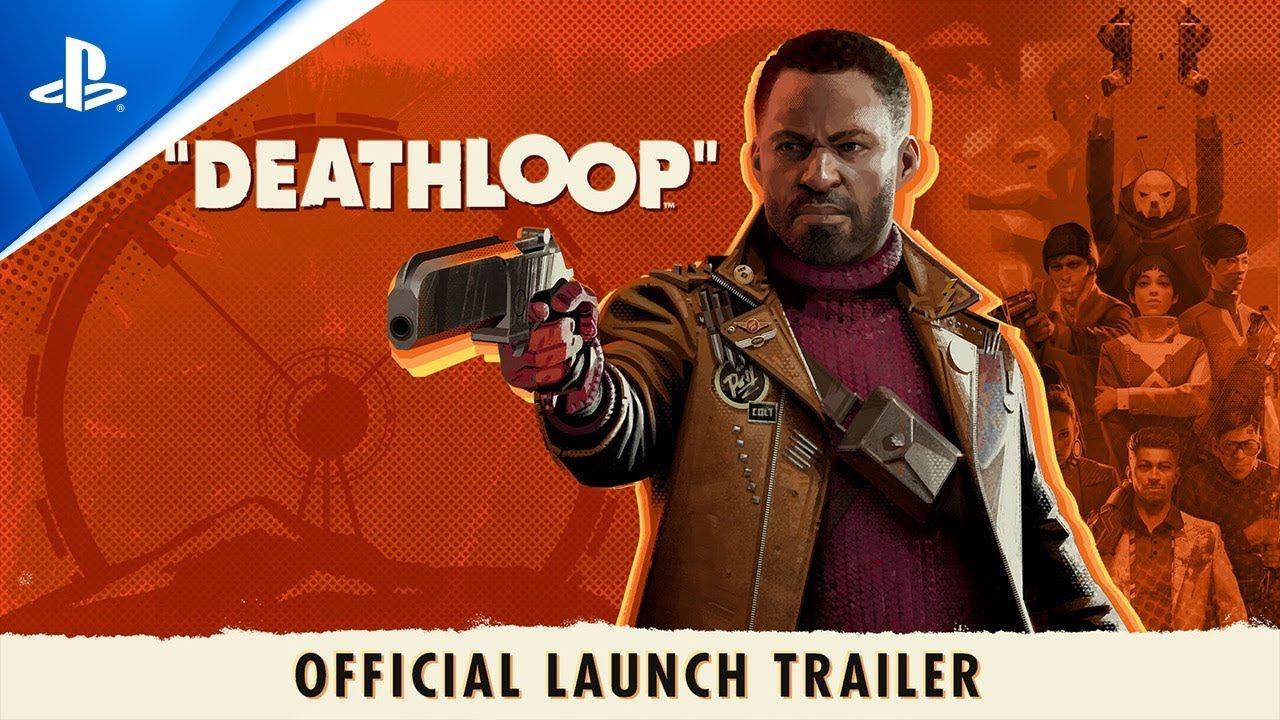 Deathloop - Trailer de Lançamento   PS5