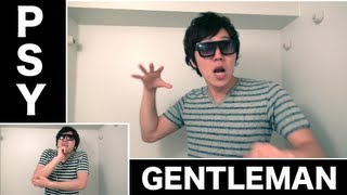 PSY - GENTLEMAN BEATBOX COVER