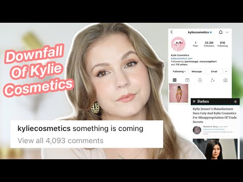 Kylie Cosmetics Relaunches With New Formulas After a Two-Month ...