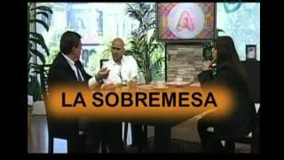 Piloto habla de ovnis - La Sobremesa