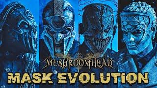 MUSHROOMHEAD - MASKS EVOLUTION AND UNMASKED (1993 - 2020)