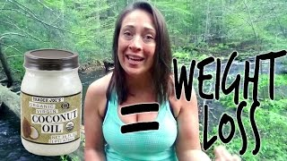 Coconut Oil and Weight Loss | The Coconut Oil Blueprint For Fat Loss