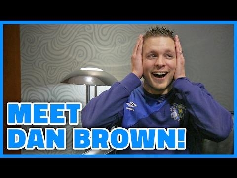 MEET THE PLAYERS: DAN BROWN