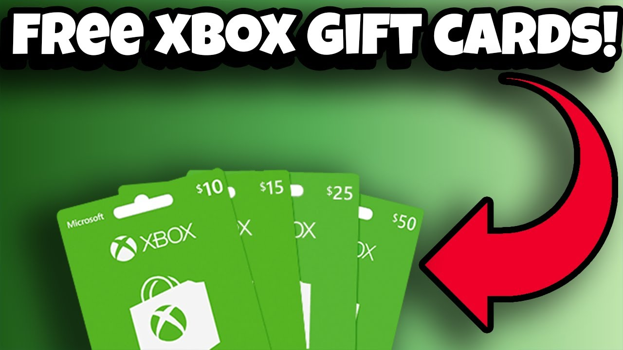 Xbox codes free today