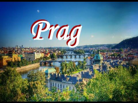 PRAG   Češka Republika   Metropole   POP.NET Travel video