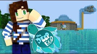 The Coolest House On The Server? | The Deep End Minecraft SMP Ep.2
