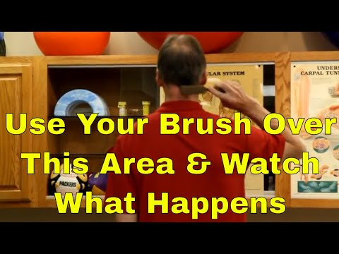 Use Your Brush Over This Area & Watch What Happens