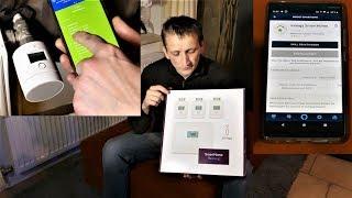 innogy SmartHome Heizung - Neues Gerät hinzufügen und Sprachsteuerung mit Alexa