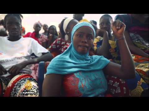 Female genital mutilation continues in Senegal