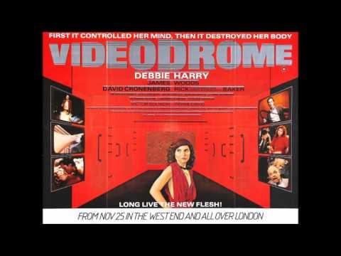 Videodrome (1983) Audio Commentary with James Woods & Debbie Harry