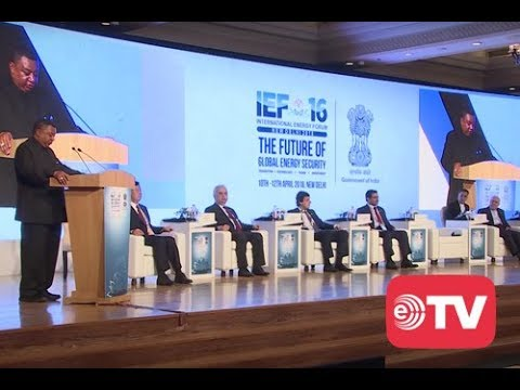 16th International Energy Forum Ministerial Meeting (IEF16) - Highlights