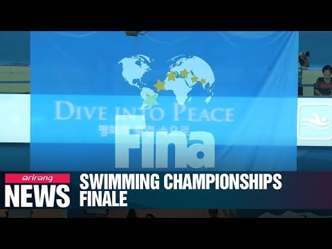 2019 World Aquatics Championship ends in Gwangju