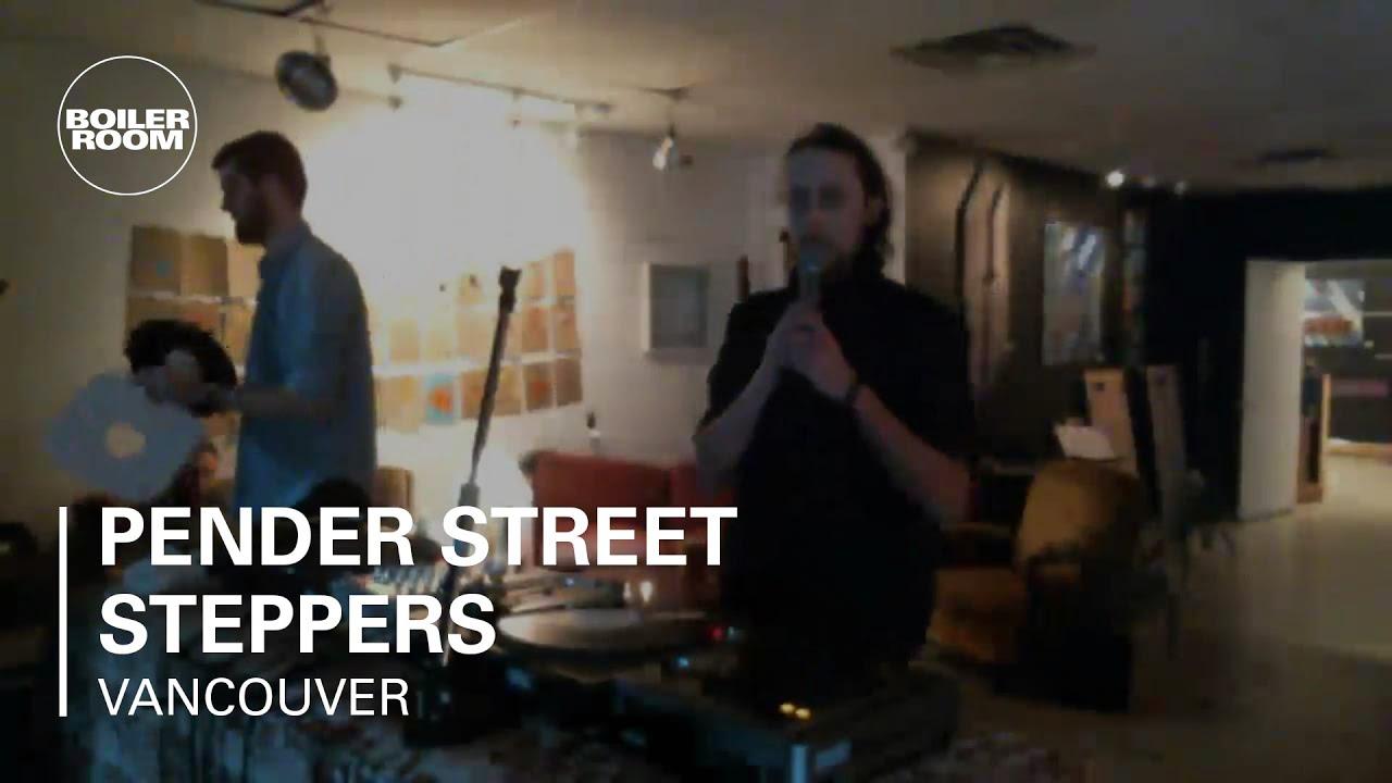 Pender Street Steppers Boiler Room