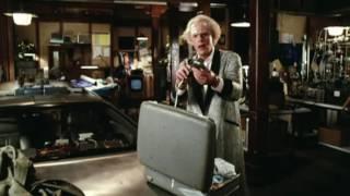 """Вырезанная сцена из фильма """"Назад в будущее"""" - Личные вещи Дока"""