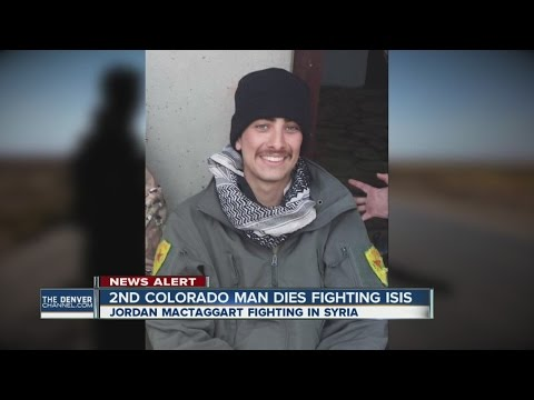 Second Colorado man dies fighting ISIS in Syria