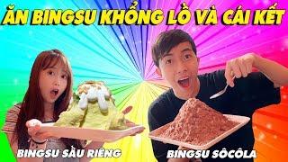 CrisDevilGamer và Mai Quỳnh Anh ĂN BINGSU KHỔNG LỒ | Tối nay ăn gì?
