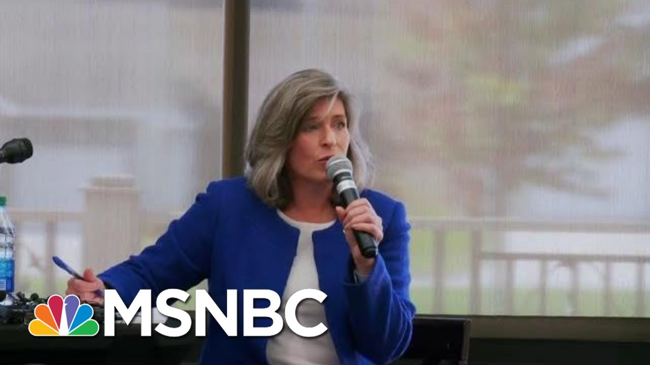 Where Are Republicans On President Donald Trump's Behavior? | Velshi & Ruhle | MSNBC
