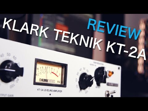 Klark Teknik KT-2A Compressor | Gear Review