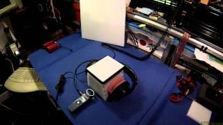 Z-Review - Sony MDR-7506 Sound Demo