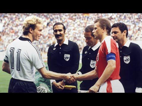 Le Match Le Plus Scandaleux De L'histoire De La Coupe Du Monde | Oh My Goal