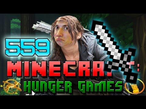 Minecraft: Hunger Games w/Mitch! Game 559 - RKO BIG WIN!