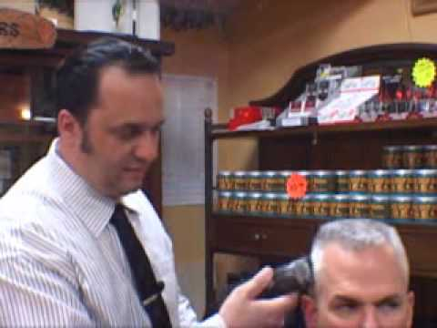 How to do a Flat Top barber shop brand part 1.wmv - YouTube