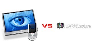 EyeTV vs HDPVRCapture for OS X (HD PVR recorders)