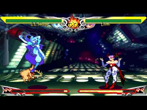 Darkstalkers: Resurrection Announced for PSN, XBLA (W/Trailer & Screens!) - 0 - Darkstalkers: Resurrection Announced for PSN, XBLA (W/Trailer & Screens!)