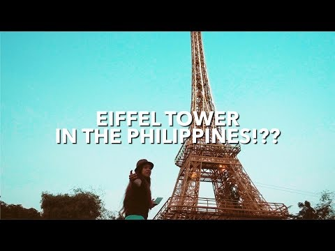 Eiffel Tower in the PHILIPPINES!?? (Exploring Bulacan, Philippines)
