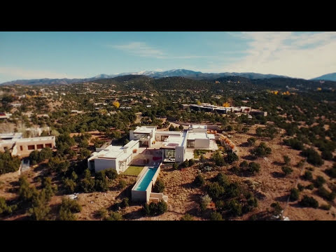 The Estate Life - Cerro de la Paz - Santa Fe, New Mexico