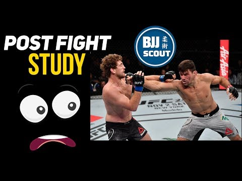 BJJ Scout: Ben Askren V Demian Maia Post Fight Study: Blunders & Basic BJJ Works