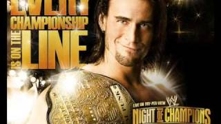 WWE Night of Champions 2009 theme song + lyrics