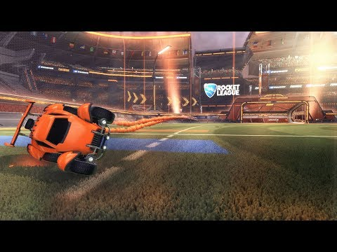 The 10 Craziest Rocket League Mechanics