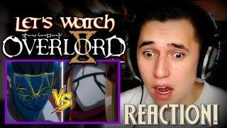 EVILEYE VS DEMIURGE!!!| Overlord II Episode 11 REACTION!!