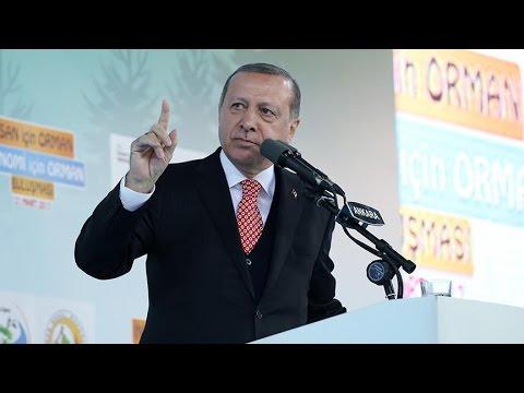 Cumhurbaşkanı Erdoğan: Sistemi bir yeri kapatmak için değil, ülkenin önünü açmak için getiriyoruz