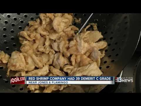 Dirty Dining goes to Red Shrimp Company, China Inn and more