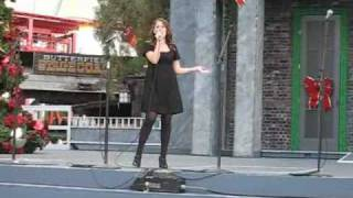 Performing At Knotts Berry Farm