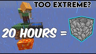 20 hours just for COBBLE? [ProtoSky] EXTREME 1.16 Nether Skyblock Ep.3