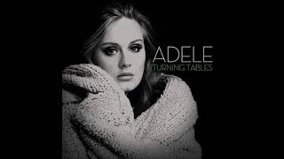 Turning Tables (Adele) cover