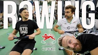 How To Row Like A Pro! - With Cambrige University