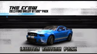 The Crew Limited Edition Pack + Release Date Announced