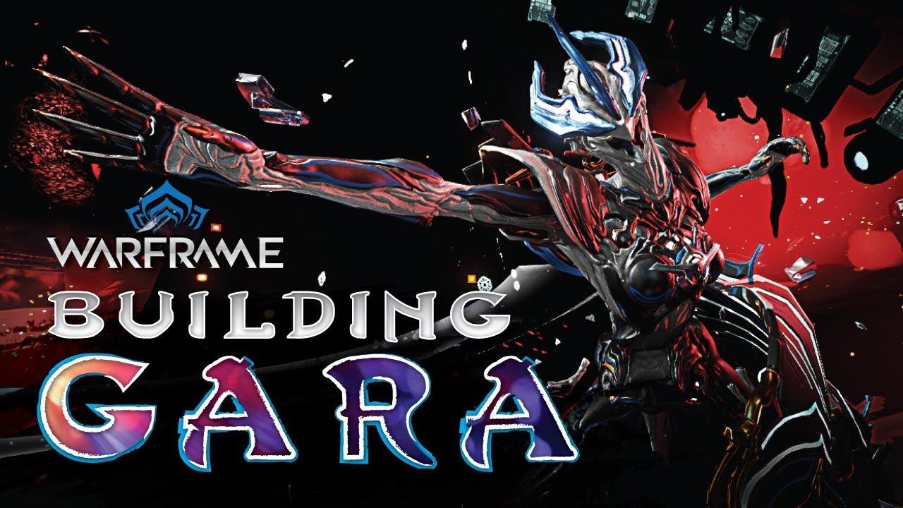 how to build gara warframe